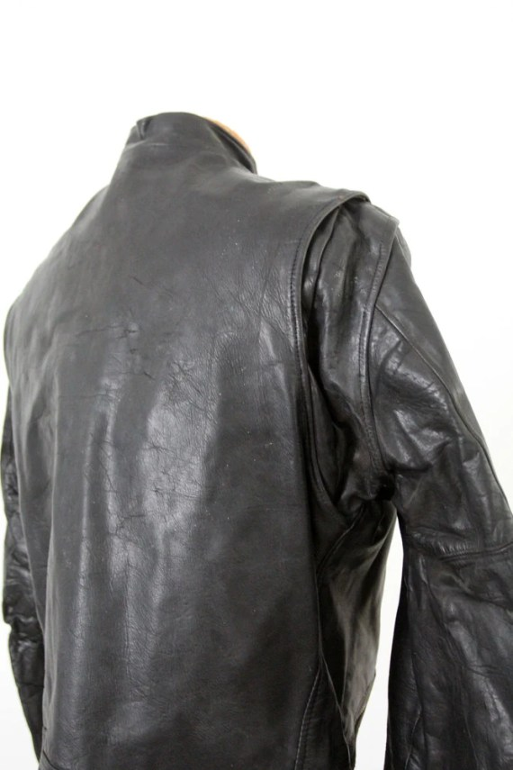 Vintage Motorcycle Jacket / 1960s Cafe Racer Jacket :: Etsy