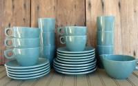 Vintage Plastic Dinnerware & Click On Photos Below To Enlarge