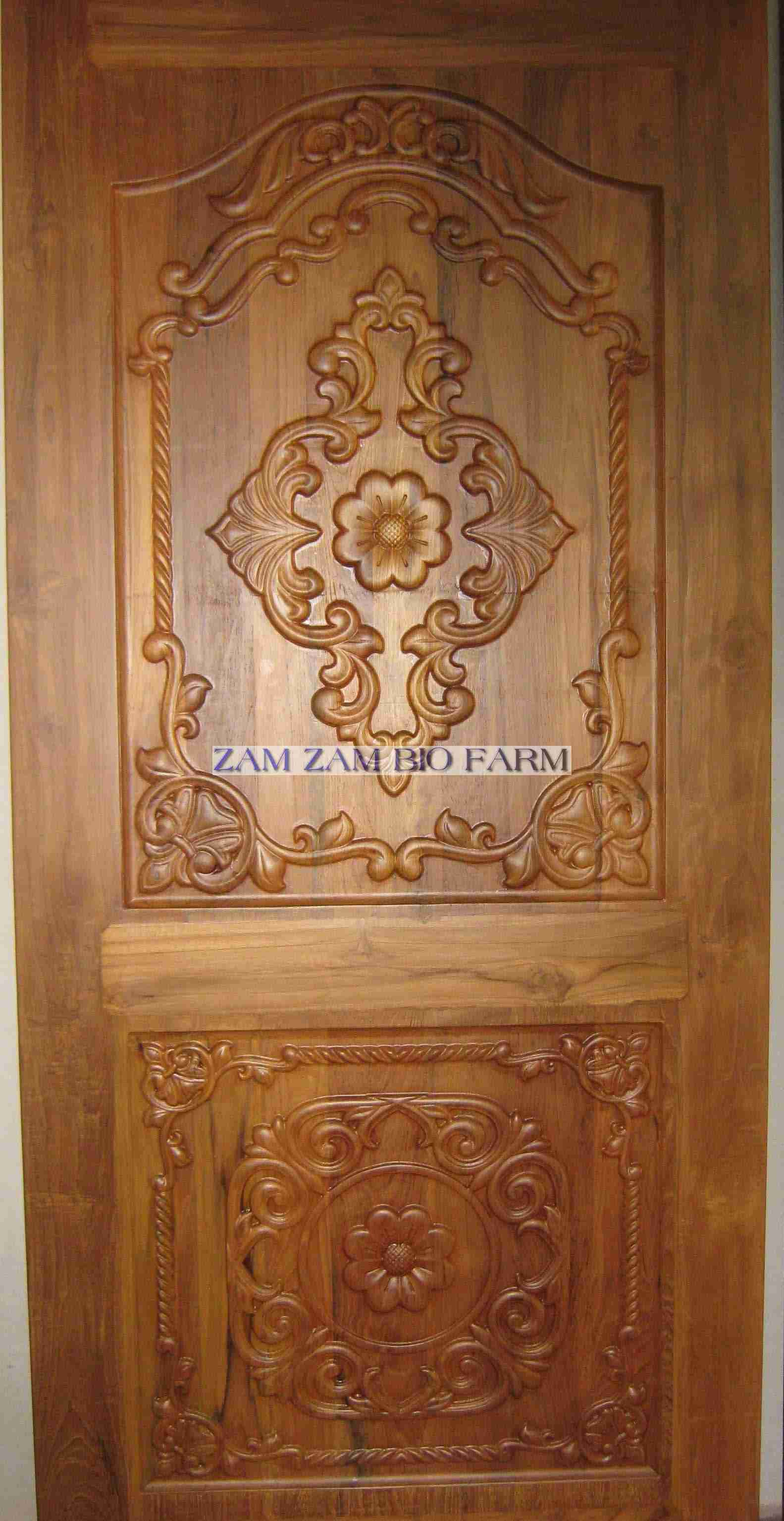 Latest Wooden Door Designs 2017 Buy Teak Wooden Doors From Jv Traders India Id 611190