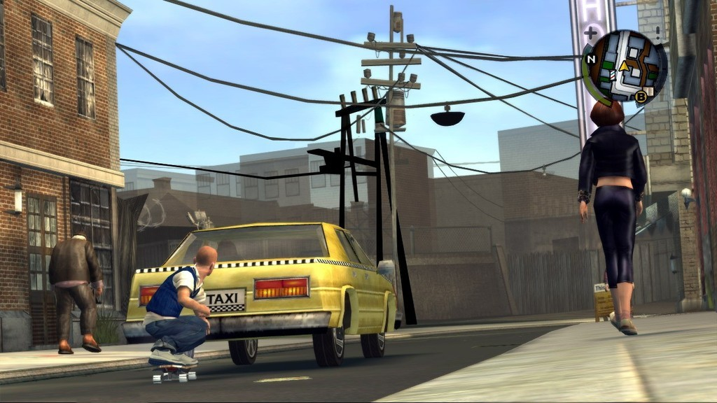Grand Theft Auto Vice City Car Wallpaper Download Bully Scholarship Edition Pc Game Free Review