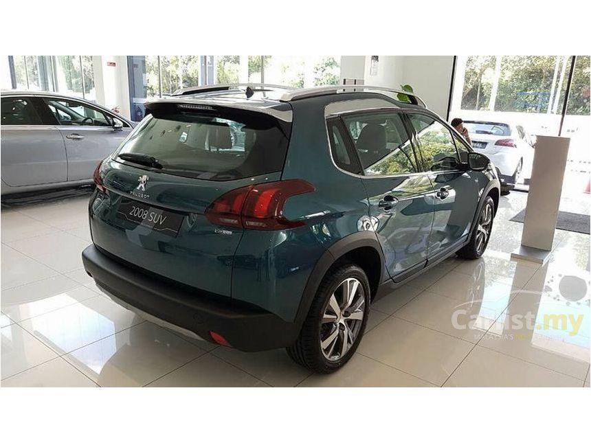 Peugeot 2008 2017 PureTech 1.2 in Kuala Lumpur Automatic SUV Others for RM 94,693 - 4269613 ...