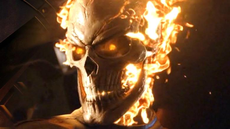 Wallpaper Hd Ghost Rider How Agents Of Shield Brought Ghost Rider To Life