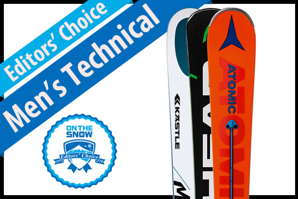 The 3 Best Men\u0027s Technical Skis of 2017/2018