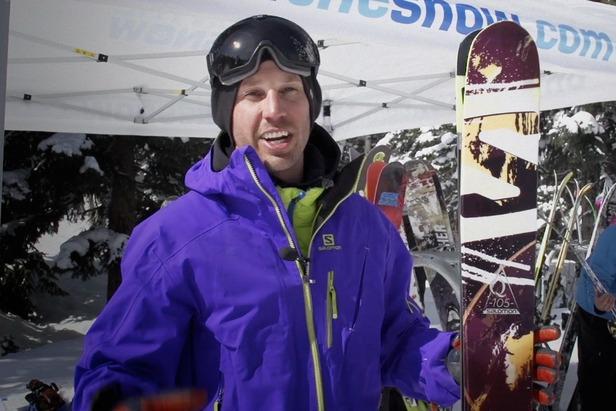 2014 Salomon Ski Previews Quest Series And Lumen