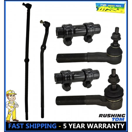 Best Tie Rod End Parts for Cars, Trucks  SUV - Rushing Tom Auto