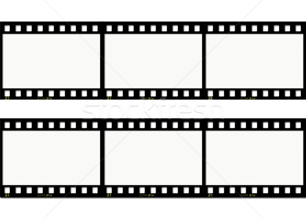 Film strips stock photo © Kirsty Pargeter (kjpargeter) (#237803