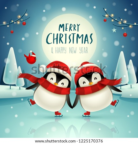 Christmas scene Stock Photos, Stock Images and Vectors Stockfresh