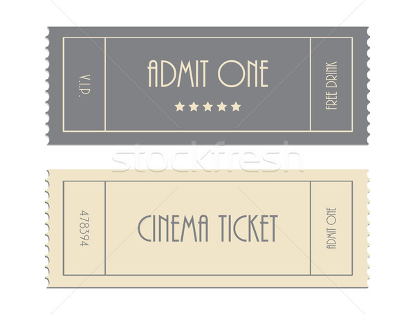 special vector ticket template, admit one, cinema ticket vector - admit one ticket template