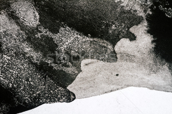 Abstract black watercolor background stock photo © Vilius Vaiciulis