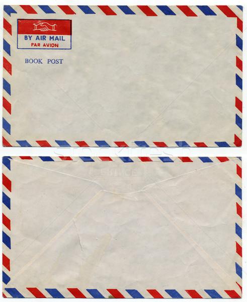 air mail background stock photo © gualtiero boffi (tiero) (#435152 - mail background