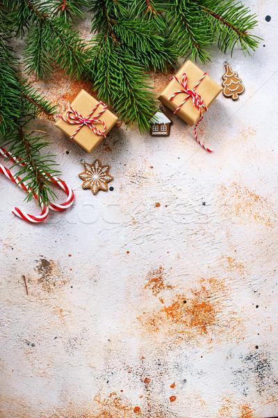 christmas background stock photo © Yana Gayvoronskaya (tycoon