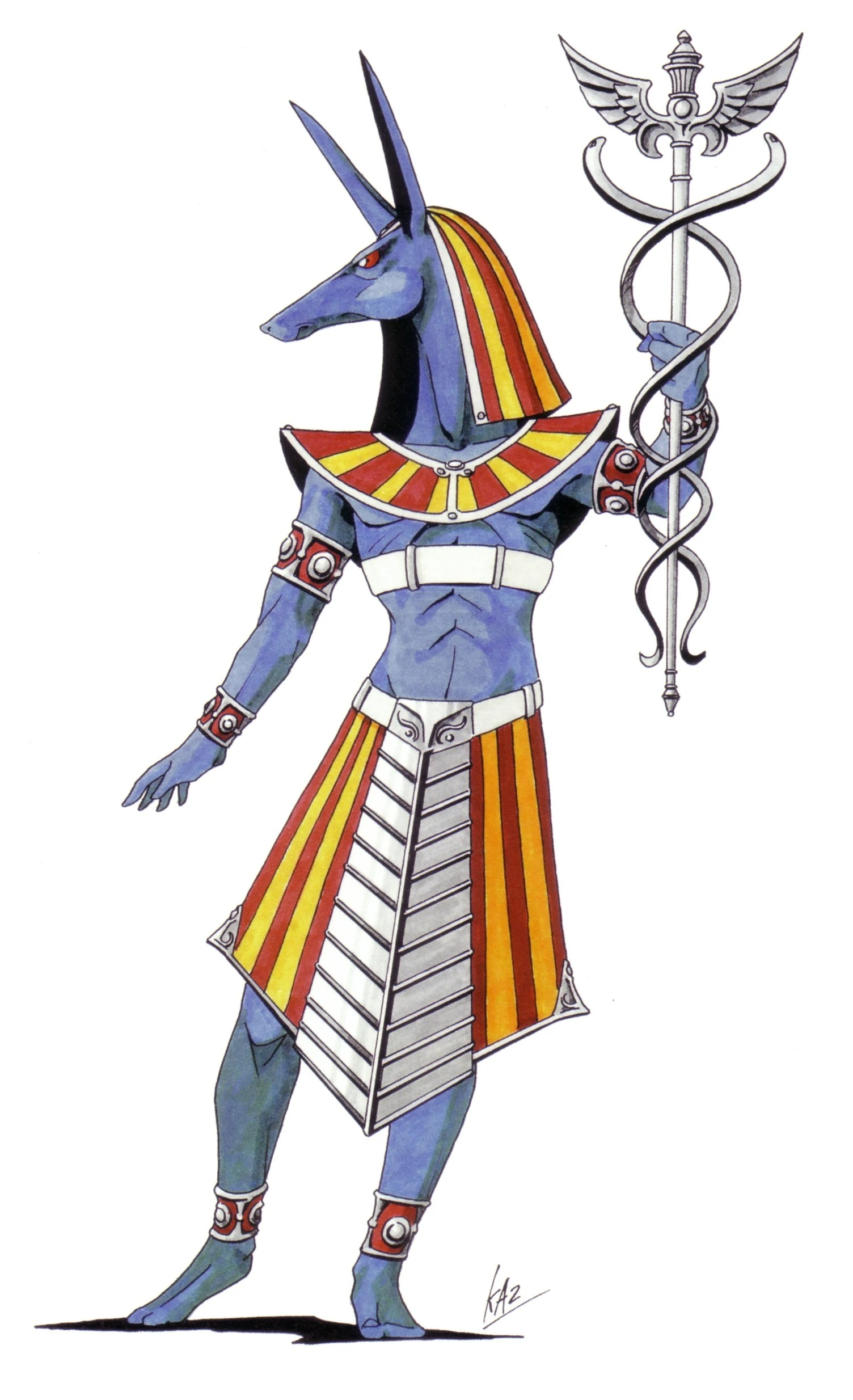 Ayyappan 3d Wallpaper Anubis Megami Tensei Wiki A Demonic Compendium Of Your
