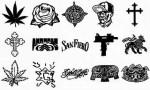 GTA San Reas Tattoos