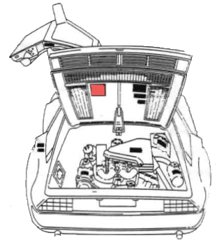 delorean engine diagram