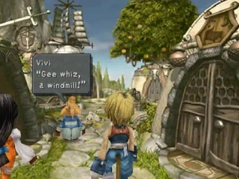Cute Garnet Wallpaper Dali The Final Fantasy Wiki 10 Years Of Having More