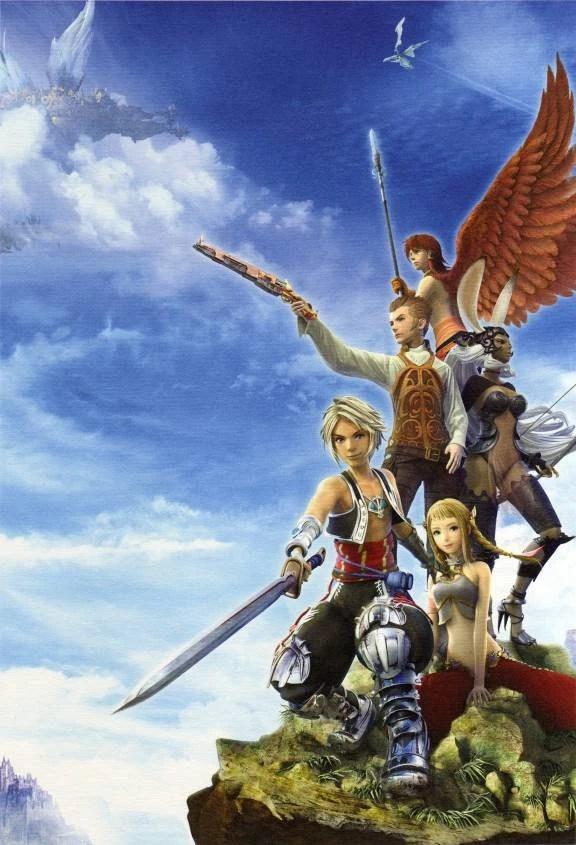 Gravity Falls Cast Wallpaper Final Fantasy Xii Revenant Wings The Final Fantasy Wiki