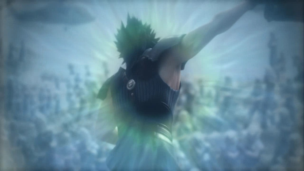 Ff7 Wallpaper Hd Zack S Final Stand The Final Fantasy Wiki 10 Years Of
