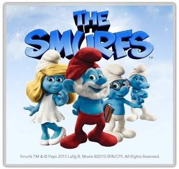 Smurf Wallpaper 3d De Smurfen Film Uit 2011 Smurf Wiki