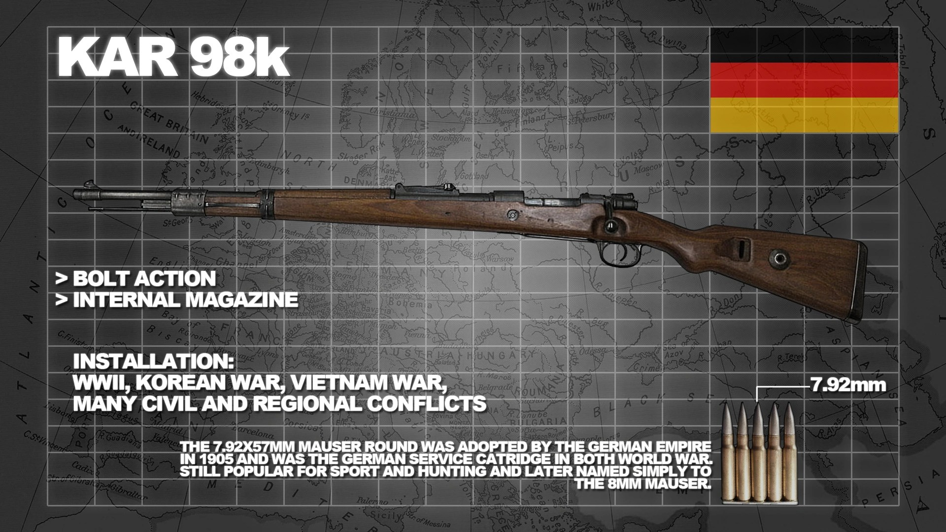 Sniper Rifle Wallpaper Hd The Kar98k The Armageddon Playthegamehome Wiki