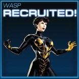 Marvel Avengers Alliance Wasp