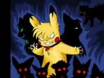Pokemon Evil Pikachu