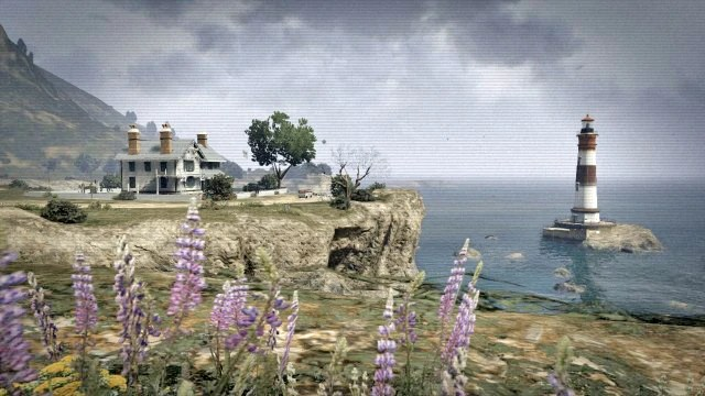 Best 3d Hd Wallpapers For Pc El Gordo Lighthouse Gta Wiki The Grand Theft Auto Wiki
