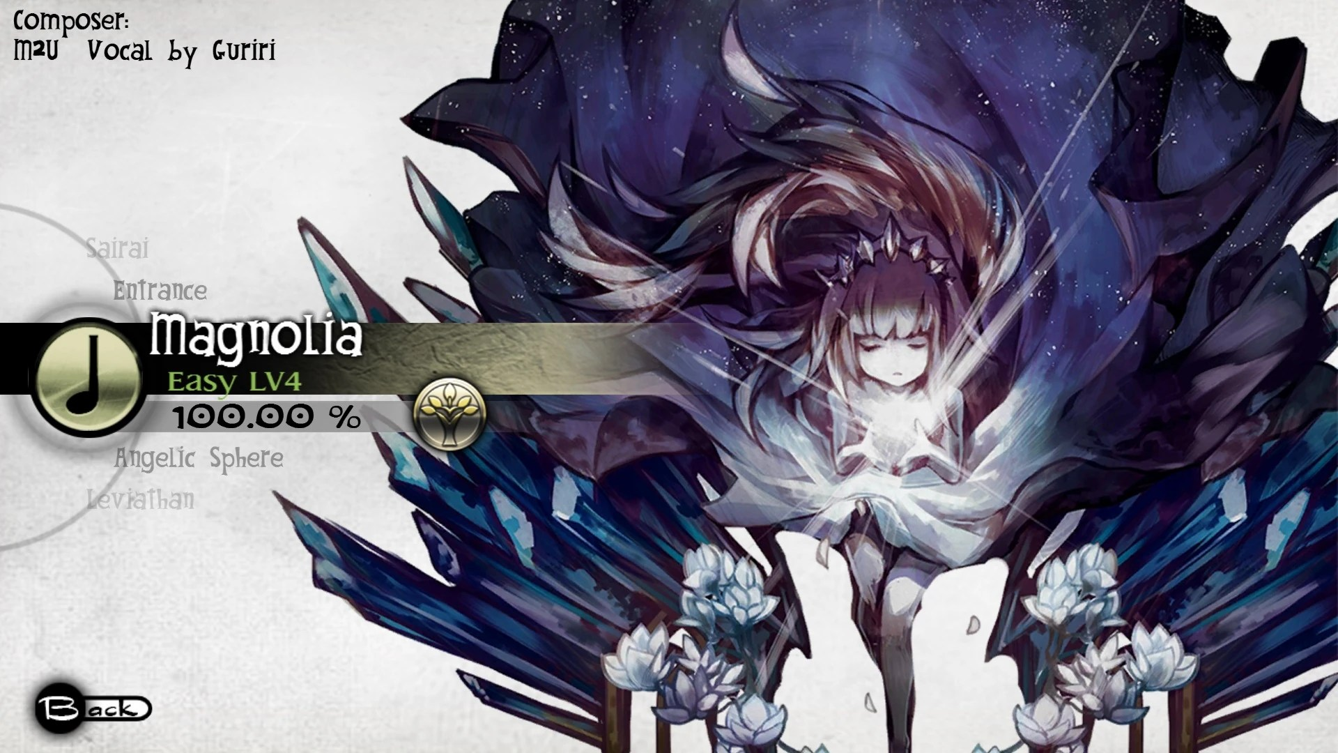 Fall In Love With Me Wallpaper Magnolia Deemo Wiki