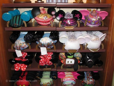 Disney World Mickey Mouse Ear Hat