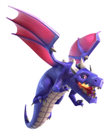 Clash Of Clans Dragon Levels