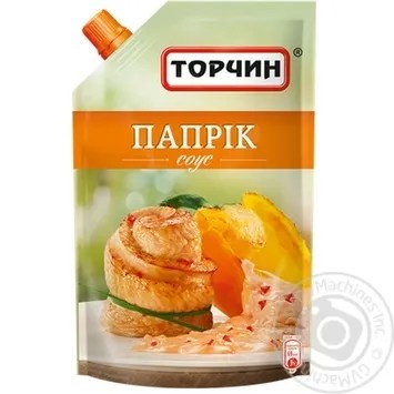 Torchin Paprika Sauce 200g → Canned food and seasonings → Sauce