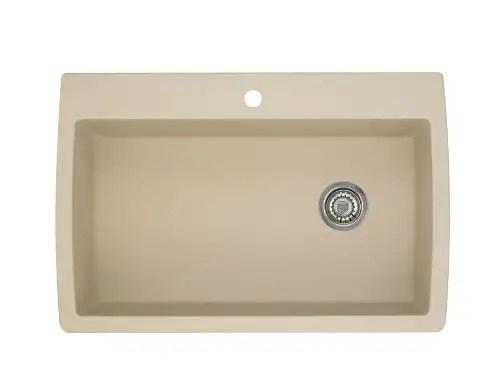 Blanco 441214 Diamond Super Single Bowl Silgranit Ii Sink