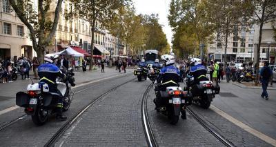 Manifestation du 17 novembre :