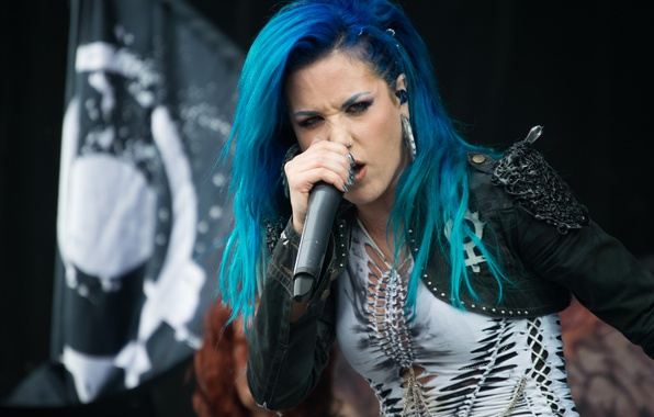 Live Wallpaper For Iphone 3gs Wallpaper Metal Canada Arch Enemy Alissa White Gluz