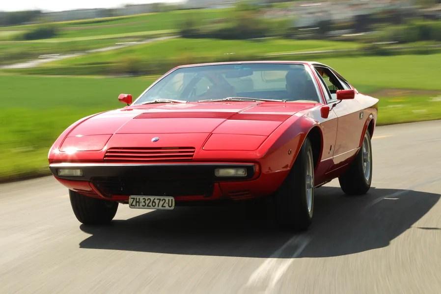 Maserati Khamsin :: Motor Klassik