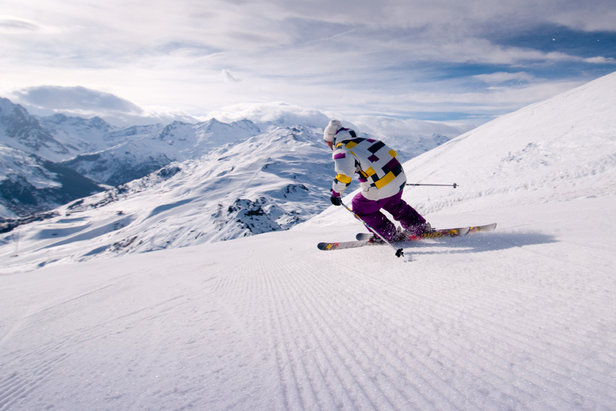 Ski Slope Top 10 Biggest Ski Resorts In Europe