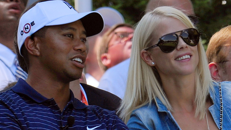 tiger woods wife now 2019