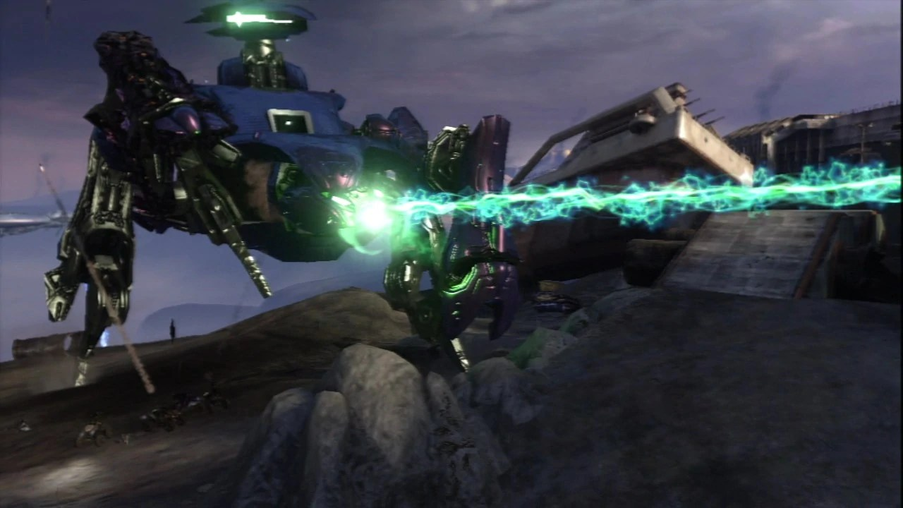Halo Wallpaper Fall Of Reach Image Halo3 Scarab Jpg Halo Nation Wikia