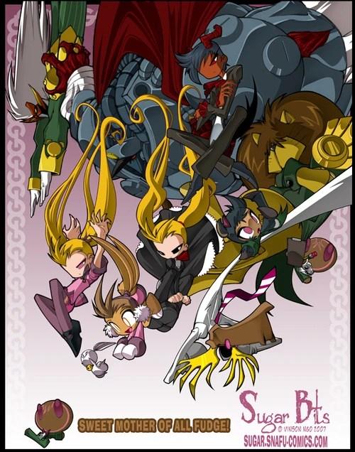 Wallpaper Powerpuff Girl Sugar Bits Snafu Comics Wiki