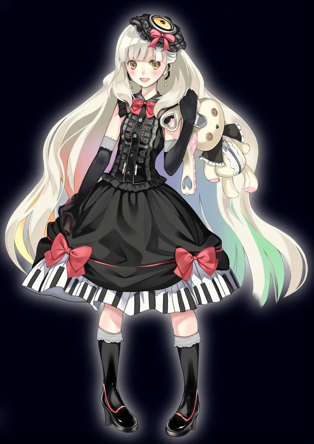 Yandere Anime Girl Wallpaper Mayu Vocaloid Italia Wiki