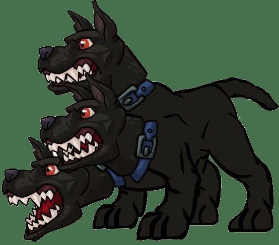 A Cute Puppy Wallpaper Image Cerberus Png Monsterwars Wiki