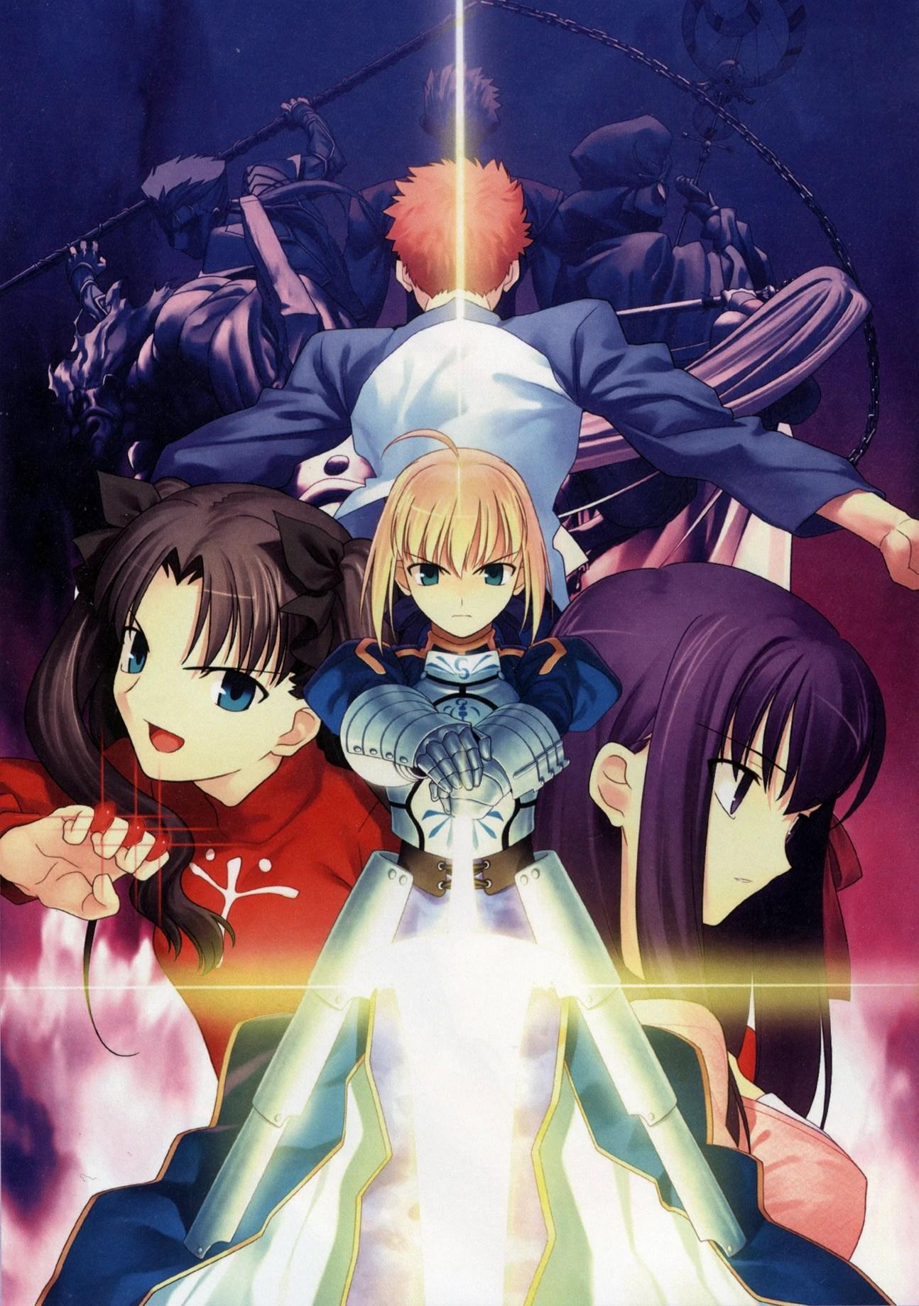 Anime Moon Wallpaper 命運長夜 Fate Stay Night 線上看 最全在線動畫 動漫收集網站 Www Oiihk Com