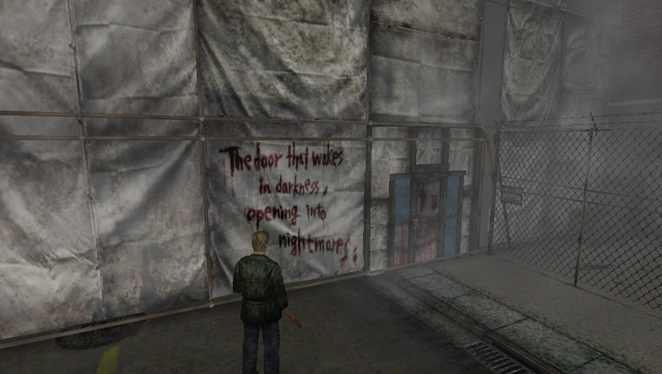 Ghost House Wallpaper Hd 3d Darkness Message Silent Hill Wiki Your Special Place