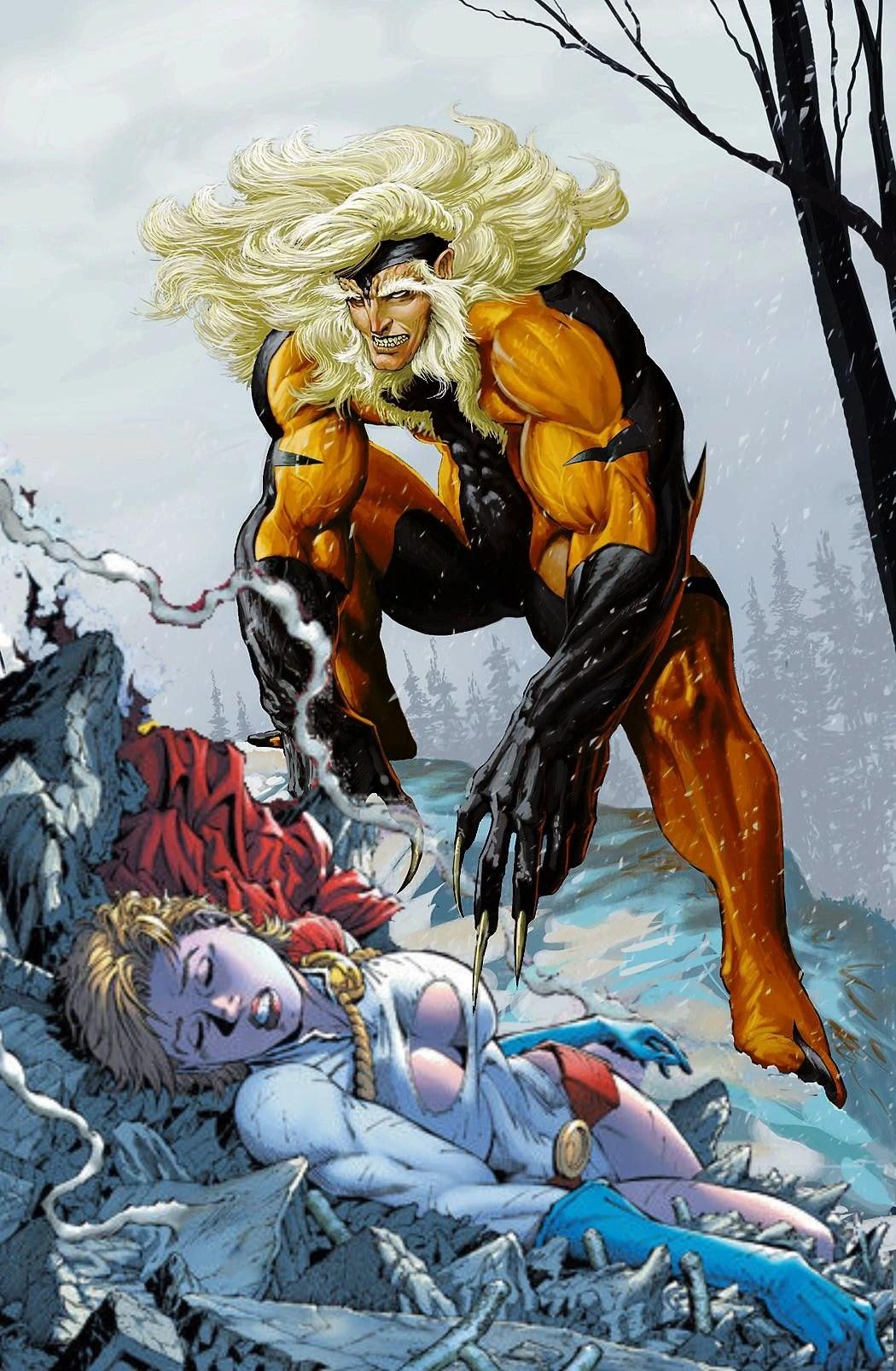 Dc Comics Power Girl Wallpaper User Blog Beastman14 The Ten Greatest Comic Book Villians