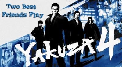 Yakuza 4 - Best Friends Wiki