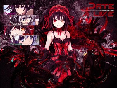 Image - Date a live background wallpaper for pc laptop by ciellyphantomhive-d66vzvt.jpg ...