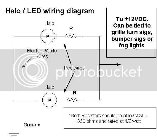 Halo Light Wiring Diagram - Njawwajwiitimmarshallinfo \u2022