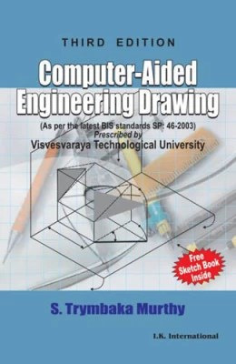 vtu-Computer Aided Engineering Drawing