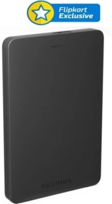 Toshiba Canvio Alumy 2 TB External Hard Drive