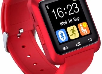 Bbroz U8 Red Smartwatch