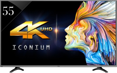 Vu 55 inch Ultra HD (4K) Smart LED TV